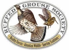 New ruffed grouse society logo