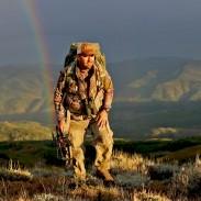 Rick Kreuter on the hunt for his prize mule deer.