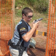 Lee Wills, a 13-year-old shooting his second-ever 3-gun event, was second overall in the seventh stage of the Amateur competition. Lee has been shooting under the tutelage of Para USA's professional shooter, Travis Tomasie.