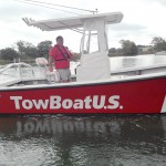 Towing Captain Richard Hicks purchases TowBoatUS Ingram Bay, Virginia.