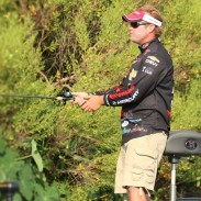 As temperatures drop and summer transitions to fall, bass are feeding and moving towards their winter destinations.