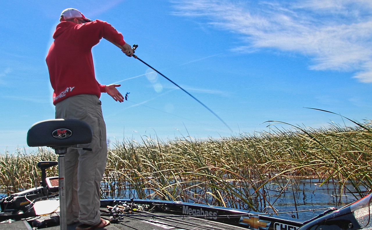 Fishing the Thick Stuff for Bass