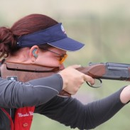 Miranda Wilder became the first person, male or female, to win two Junior World Titles in the shotgun event.