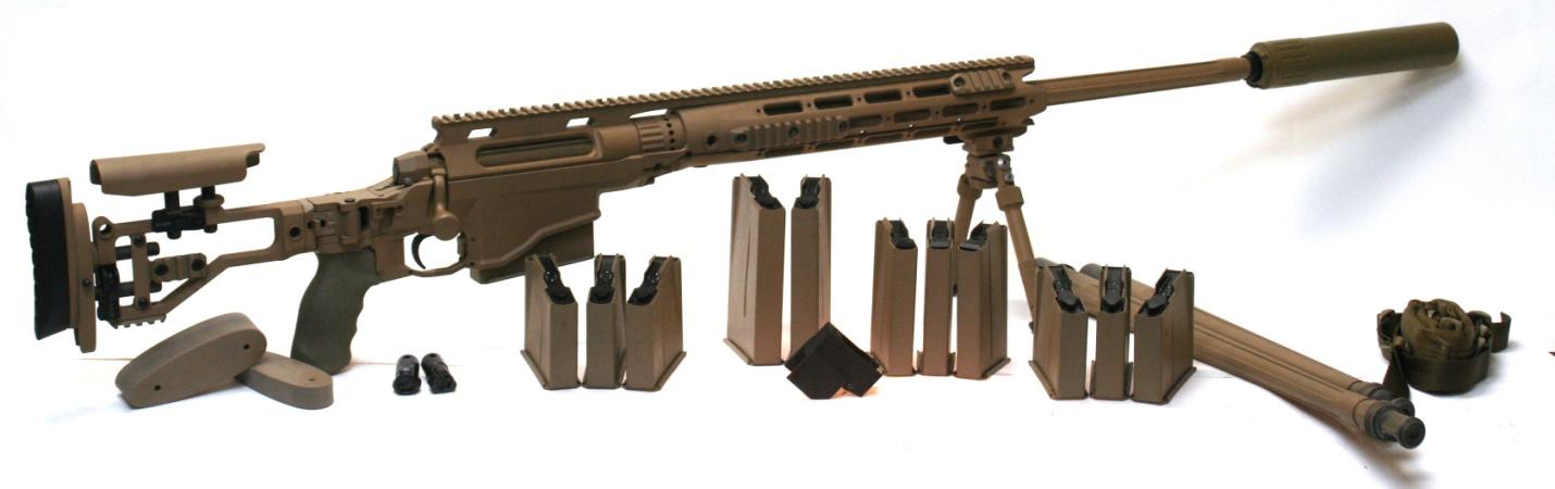 Remington Defense Announces Multi-Million Dollar Precision ...