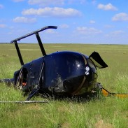A recent trip to Texas filming for a new show I co-host nearly became a tragedy when a helicopter we were flying in crashed.