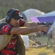 Bob Vogel secures seventh Stock Service Pistol division win.