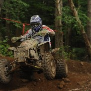 Adam McGill used ITP Holeshot GNCC front tires and Quadcross XC rear tires during his fifth-place XC1 Pro class finish in New Berlin, New York.
