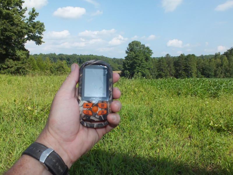 The Magellan eXplorist 350H GPS unit has several features that make it a great choice for hunters.