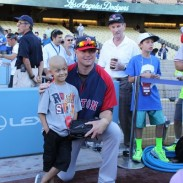Jon Lester and his wife founded the Never Quit Foundation for adults and children battling cancer.
