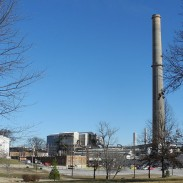 The Doe Run plant in Herculaneum, Missouri is the last primary lead smelter in the country. The facility uses raw ore mined from local deposits.