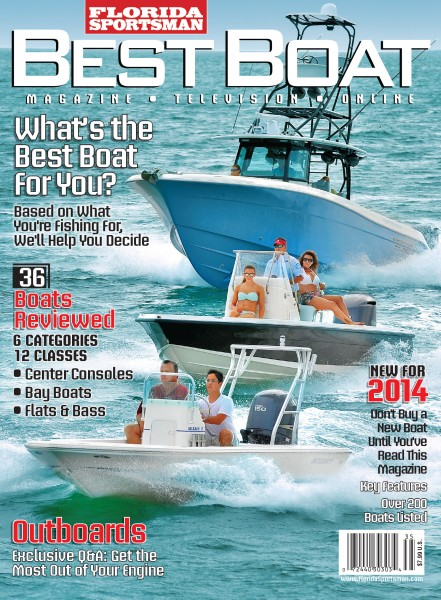 "Magazine and TV Series Answers Question ""What is the Best Boat for Me?"""