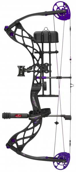 BOWTECH's Carbon Rose