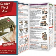 Combat First Aid retails for $6.95 and is available via Amazon, Barnes & Noble, or an independent bookstore or retailer near you.
