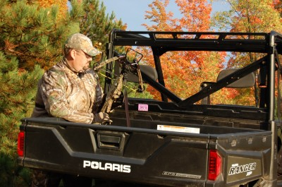 Whether you're hunting, farming, working or riding, the Ranger 900 has the cargo capacity to get the job done.
