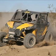 Jim McKay won his first race behind the wheel of the Can-Am Maverick 1000R, taking the overall SxS win and the Production 1000 Sportsman class win at the AVE Racing / DWT PURE 250 in California City, Calif.