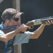 "Luis ""Taz"" Gloria will represent Team USA at his home range in the 2014 Tucson World Cup."