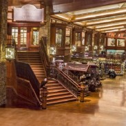The new NRA National Sporting Arms Museum located at the Bass Pro Shops flagship superstore in Springfield, Mo.