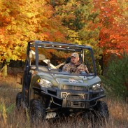From scouting to putting in food plots, setting up blinds and stands, and finally getting out to hunt, the Polaris Ranger 900 XP has proven to be one of the most valuable tools in my hunting arsenal.