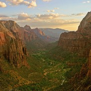 Zion National Park is one of the five parks in Utah slated to be reopened following a deal between Utah Govenor Gary Herbert and Interior Secretary Sally Jewel.