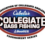 association for collegiate anglers-Cabela's