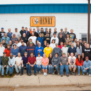 By 2014, Henry Repeating Arms intends to produce their namesake rifles at their Wisconsin location.