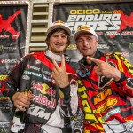 Fifth EnduroCross title to KTM's Taddy Blazusiak.