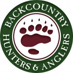 Backcountry hunters and anglers logo