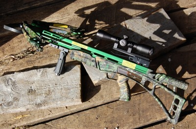 The SLS is a solid crossbow at a really good price, compared to other bows in its class.