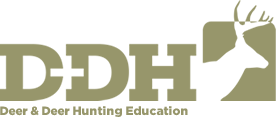 Deer and Deer Hunting education logo