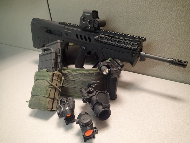 Every MSR owner loves accessories. Here are some of my picks.