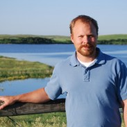 Dr. Johann Walker is DU's new director of conservation programs for the Dakotas and Montana.