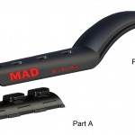 Flambeau Outdoors MAD Shooter's Aid Model MD-500