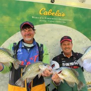 Ronnie Capps and Steve Coleman to win the Crappie USA Classic on Kentucky Lake.