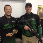Team Stag Arms at Walking Dead Multi Gun.
