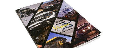 Vision X product catalog