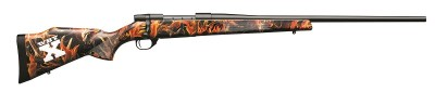 The new WBY-X Series 2 Blaze rifle.