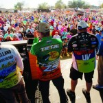 The 2014 Bassmaster Elite Series field of 112 anglers is the largest since the inception of the Elite Series in 2006, a reflection of the growing popularity of the world's premier fishing tour.