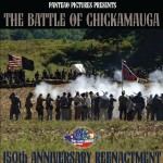 The Battle of Chickamauga 150th Anniversary Reenactment DVD now available.