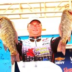 FLW Tour angler Clayton Batts.