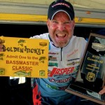Chad Morgenthaler of Illinois wins the Bassmaster Classic Wild Card presented by Star Tron and earns the final berth in the 2014 Bassmaster Classic.