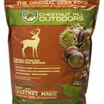 Realtree Nursery's Chestnut Magic ultimate deer attractant,