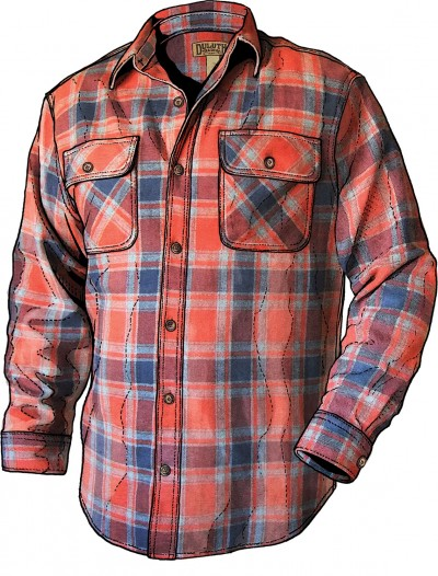 The Free Swingin' Flannel from Duluth.