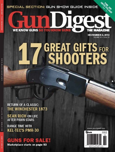 Gift Guide Issue Cover