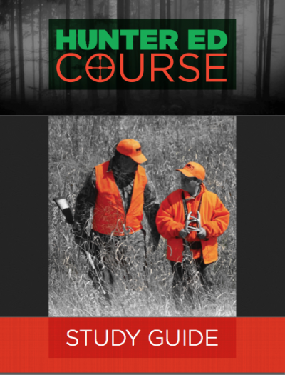 Hunter Ed Course study guide.