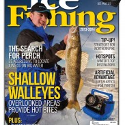 Ice Fishing Magazine is back on newsstands for 2013-2014.