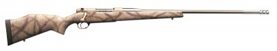 The new Weatherby Mark V Terramark RC rifle.