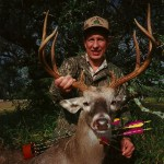 P & Y 8-point Whitetail feat