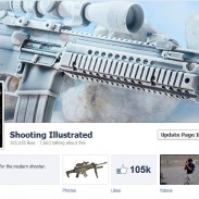 "Shooting Illustrated surpassed 100,000 ""likes"" on Facebook."