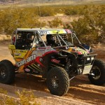 The Murray Racing team, which won the Vegas To Reno round earlier this year, finished third in the UTV Pro class at the BITD Henderson 250 race and tied for the class points title. However, they team ended up finishing second overall in the championship standings due to losing a final tiebreaker.