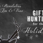 The Revolution Gift Hunting for the holidays